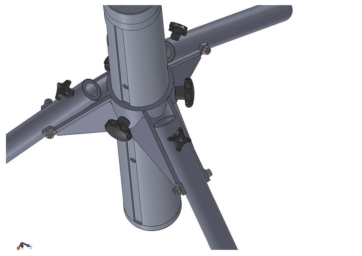 Stabiles stativ für spätere aufrüstungen astronomie.de der