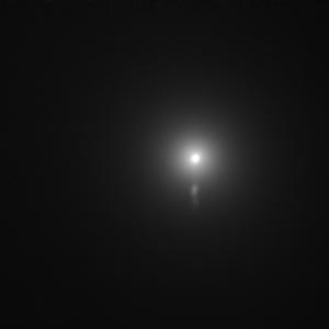 M87 mit Jet