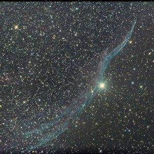 NGC 6960 Cirrus Nebel