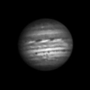 Jupiter IR vom 13.07.2007