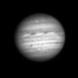 Jupiter IR vom 13.07.2007 Nachbearbeitung