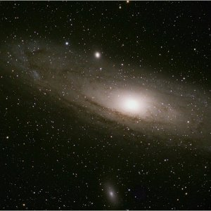 M31 mit WilliamsZenitStar80