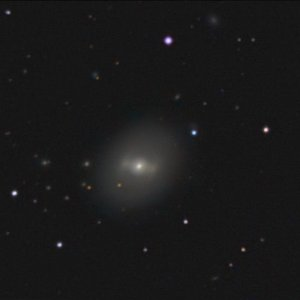 Balken-Spindelgalaxie NGC 936