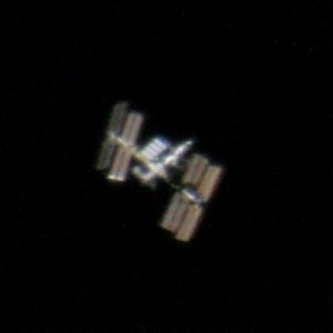 ISS am 18.5.2009