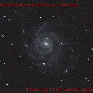 M101 / SN2011fe