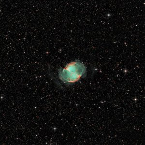 M27 mit Bayer Drizzle
