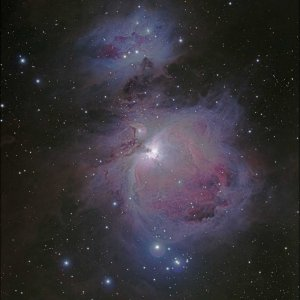 M42 Orion Nebel