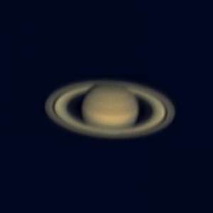 "Saturn. First Light mit dem 8"" Dobson"