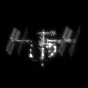 ISS - Raumstation am 16.07.18