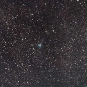 21P/Giacobini-Zinner in Cassiopeia