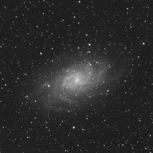 M33 Luminanz