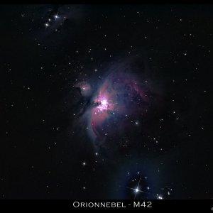 Orionnebel - Nr. 2
