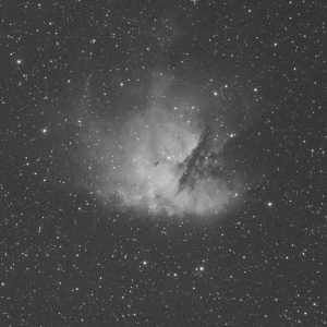 First Light ASI183MM - NGC281