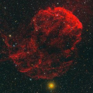 IC 443 der Jellyfish