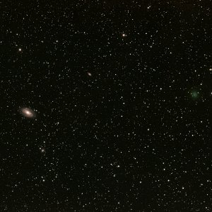 C 2019 Y4 Atlas mit Messier 81 / 82