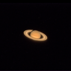 Saturn im Süden bei 16° Elevation