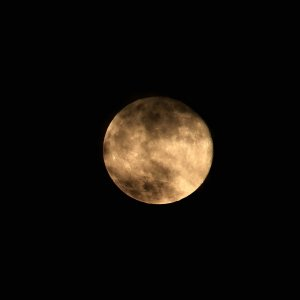 Vollmond am 27.4.21